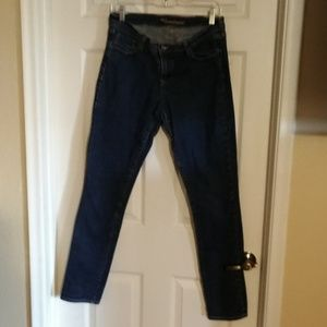 EUC OLD NAVY 6 LONG THE SEEETHEART JEANS